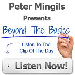 Beyond The Basics MLM Training with Peter Mingils of PM Marketing