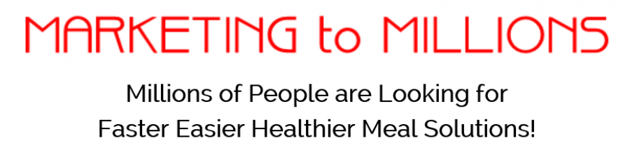 4.3 Trillion Dollar Food Industry Goes MLM! offer MLM Leads