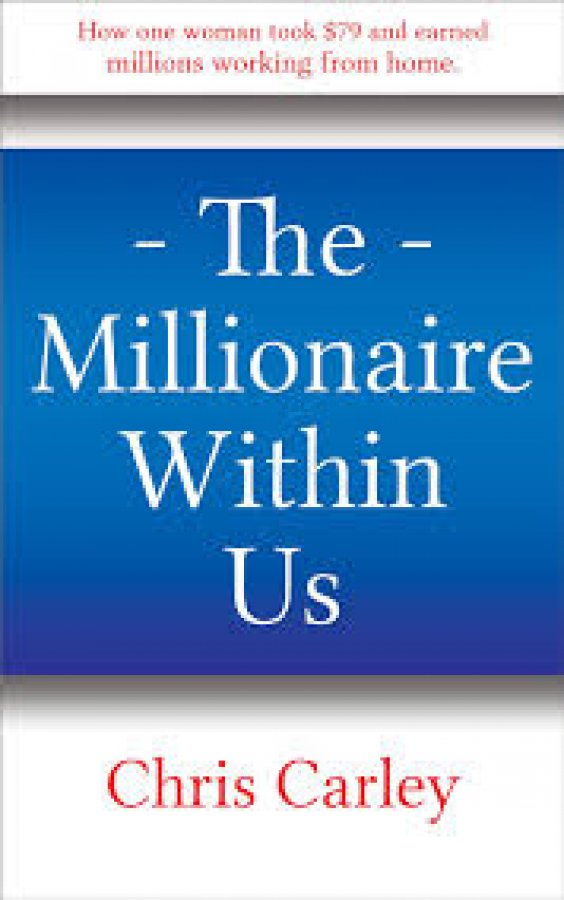 The Millionaire within US written by Chris Carley offer Books & Magazines