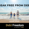 Learn how to get out of Debt in 10 easy steps Picture