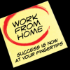 Work From Home - More Time - More Freedom Picture